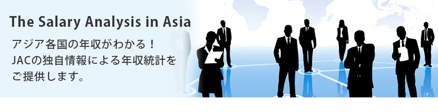 The Salary Analysis in Asia